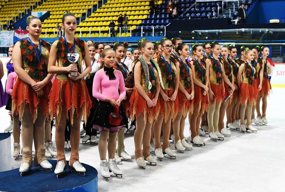 Foto: Zagreb Snowflakes Trophy
